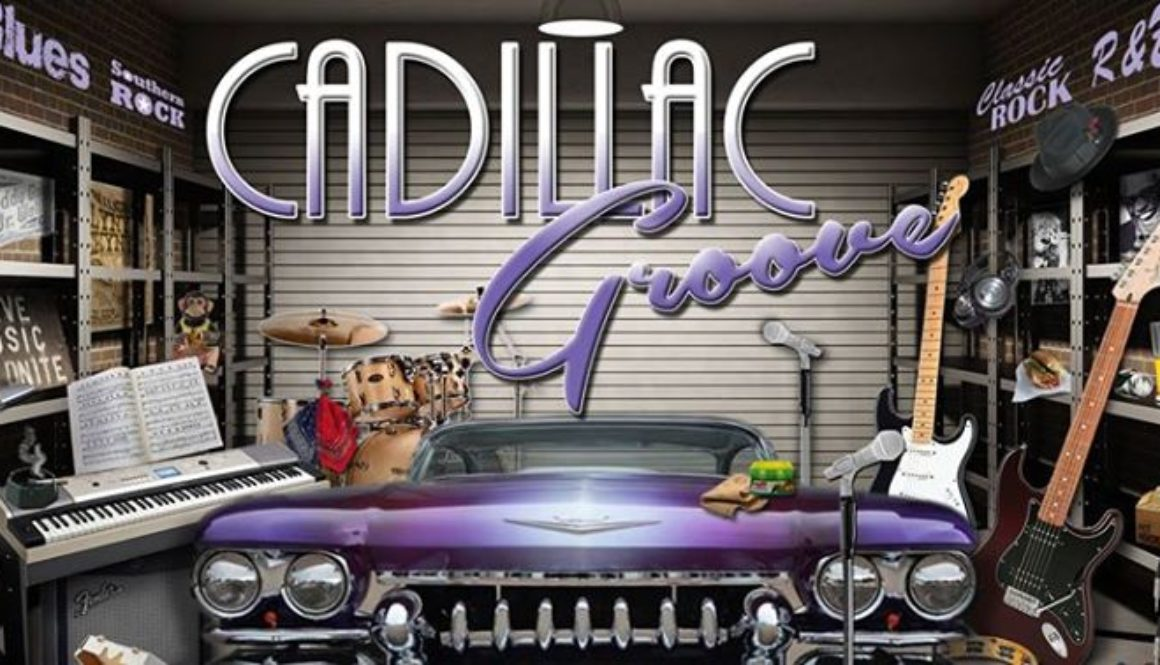 Cover image for EME event 'Cadillac Groove in Dwight at Cherry Red Roasters'