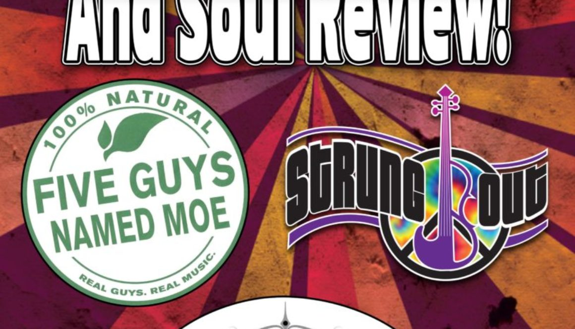 Southside Classic Rock and Soul Review flyer _ r1